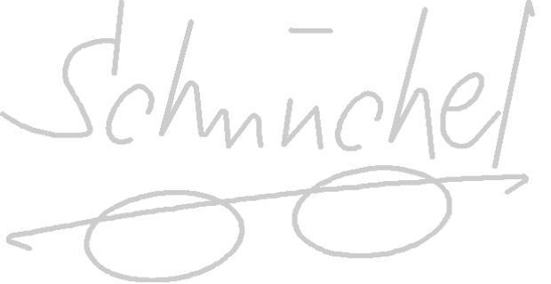 SCHNUCHEL - Exklusive Brillenfertigung